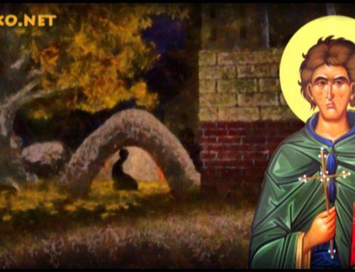 Ο Όσιος Ιωάννης ο Καλυβίτης – 15 Ιανουαρίου