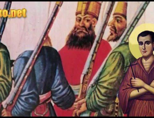 O Όσιος Ιωάννης ο Ρώσος (27 Μαΐου)